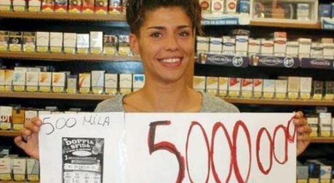 Gratta & Vinci: vincita record di 500 mila euro a Macerata