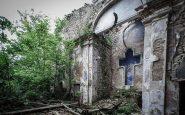 Chiesa distrutta