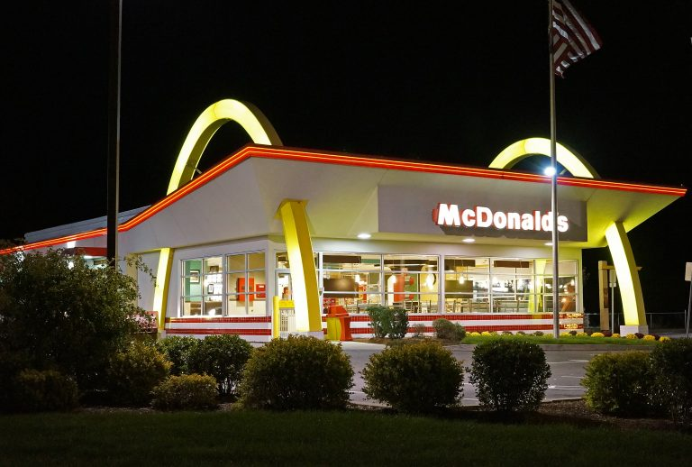 30 posti di lavoro disponibili nel nuovo ristorante McDonald's a Salerno