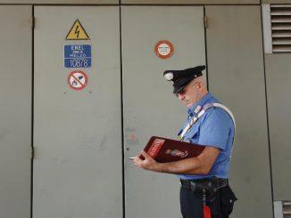 A salerno un ventenne muore folgorato in una cabina elettrica