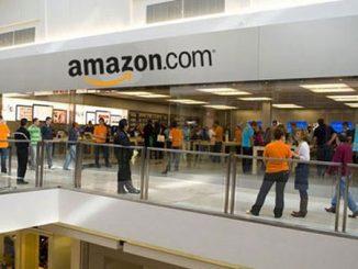 Amazon apre a Passo Corese e assume 500 Magazzinieri