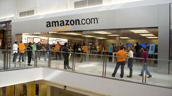 Amazon apre a Passo Corese e assume 500 Magazzinieri