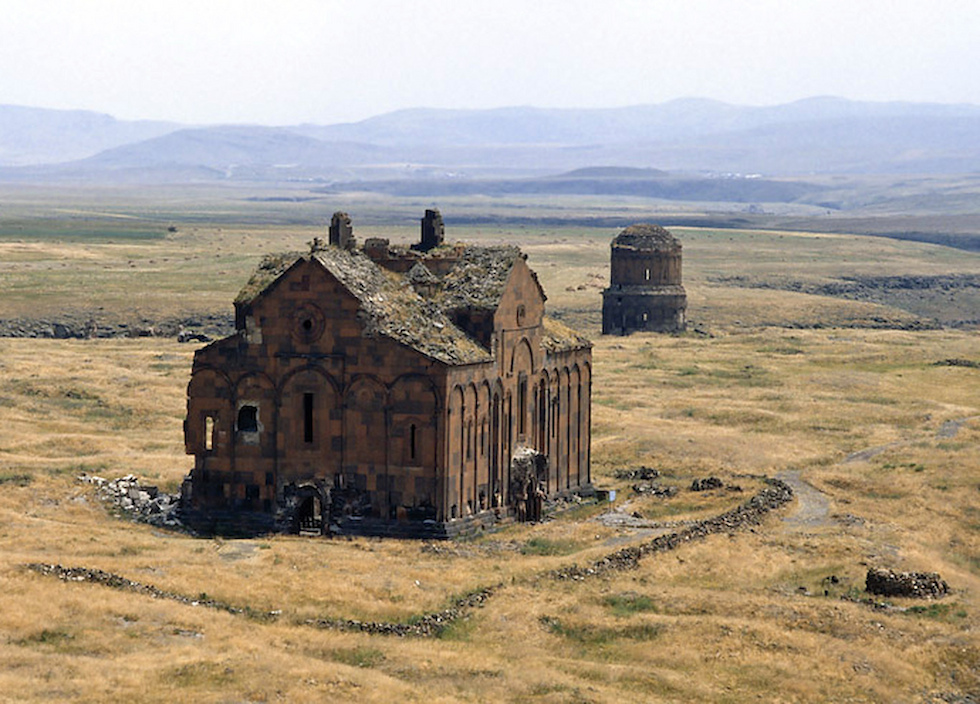 Ani, Turchia
