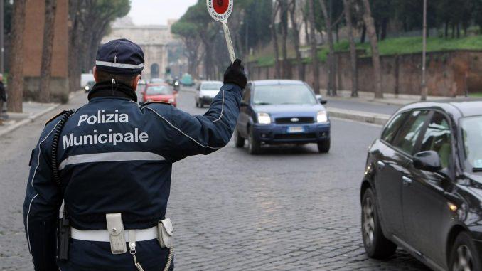 Bando di concorso per Vigili urbani a Salerno