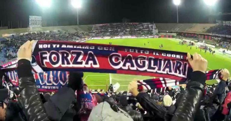 Cagliari Calcio cerca 50 Steward che lavorino durante le partite