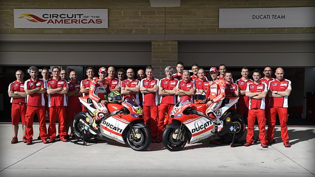 Ducati assume laureati in materie scientifiche ed economiche
