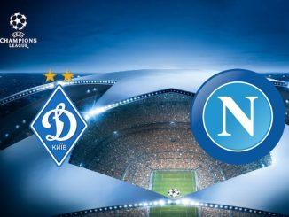 Dinamo Kiev-Napoli, Champions League: probabili formazioni