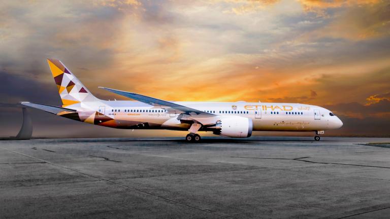 Etihad Airways seleziona Hostess e Steward