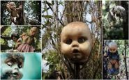 Bambole sull'Isola di Julian Santana Barrera