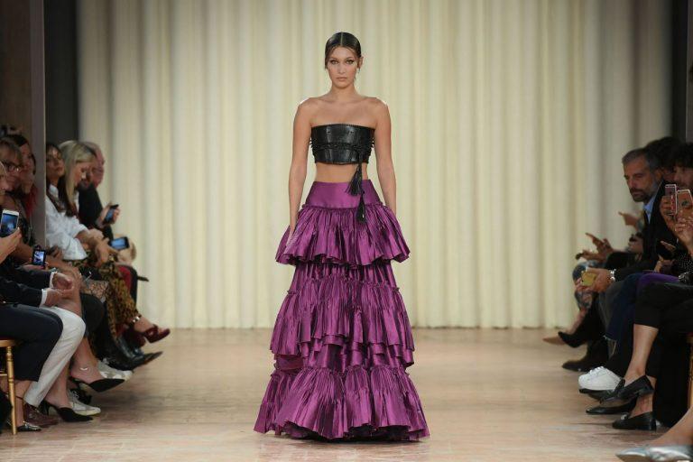 super popular ffabc 39707 Fashion Week Milano 2016: Bella Hadid regina delle passerelle