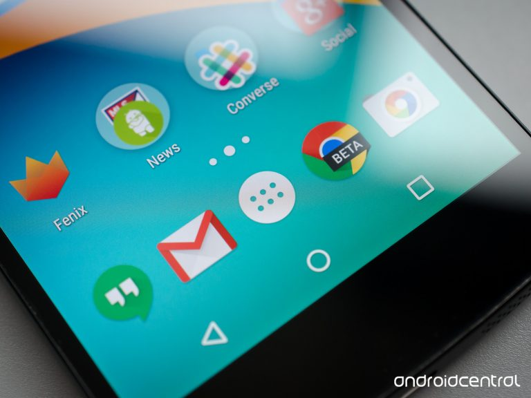Launcher per trasformare android in iOS
