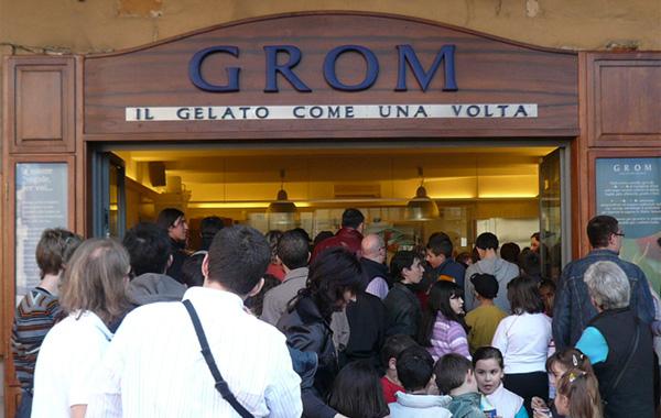 Le gelaterie Grom assumono in tutta Italia personale con esperienza