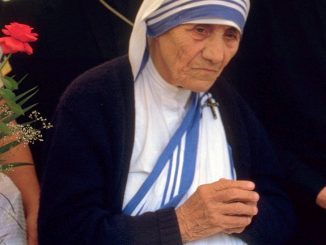 Madre Teresa una santa moderna