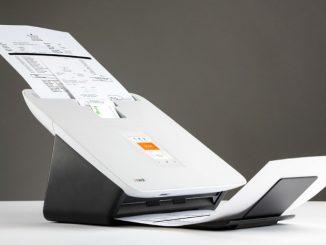 Come fare scanner multipagina fronte retro