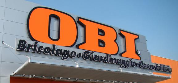 OBI cerca personale nei nuovi punti vendita in Lombardia