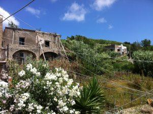 Esempio di luogo abbandonato ad Ischia