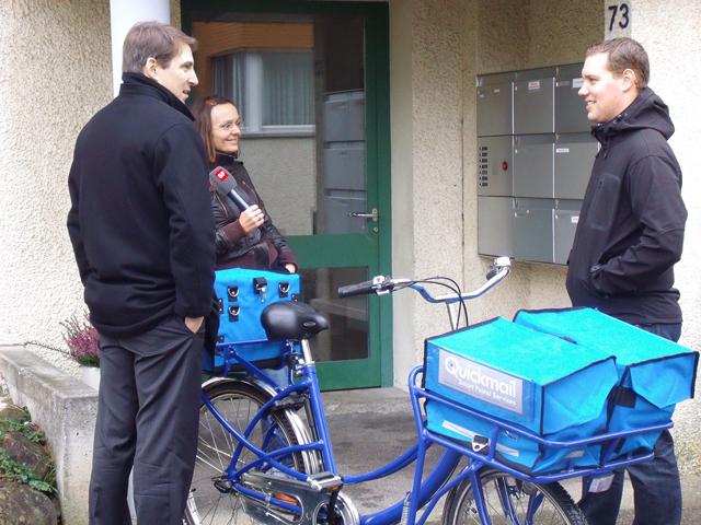 Quickmail assume postini nel Canton Ticino: previsti contratti part-time