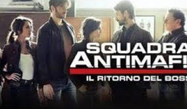 Squadra Antimafia 8 il ritorno del boss, anticipazioni 6 ottobre 2016
