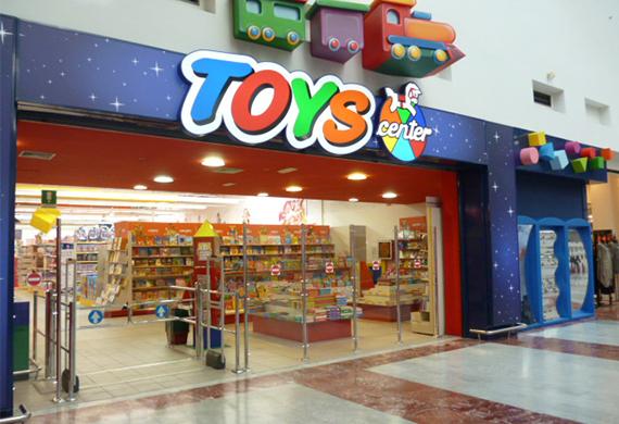Toys center assume addetti alle vendite in tutta italia for Centro commerciale campania negozi arredamento