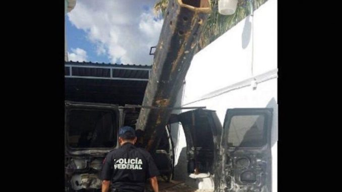Trovata dei narcos: sparano coca dalla frontiera