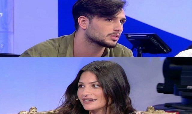 Uomini e Donne, il confronto tra Fabio e Ludovica