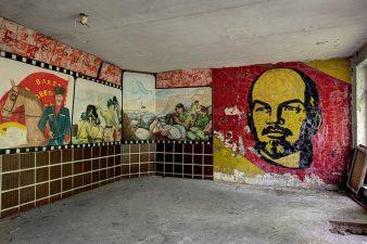 Murales propagandistico