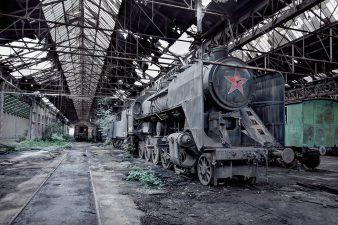 Propaganda sui treni