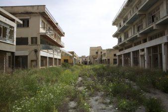 Varosha, Cipro.