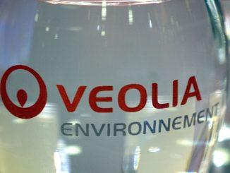Veolia Environnement assume 600 funzionari nei prossimi cinque anni