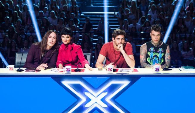 Manuel Agnelli su X Factor: