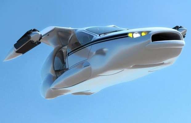 Uber taxi: auto volanti nel futuro