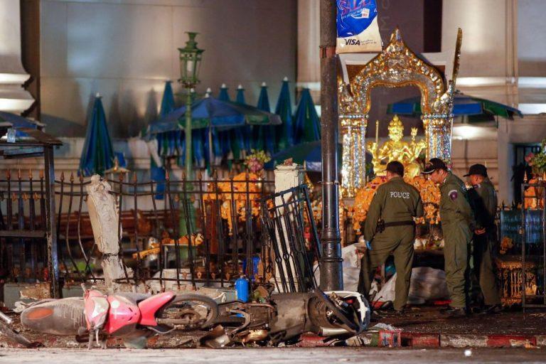 Attentati/Thailandia: arrestato un sospetto