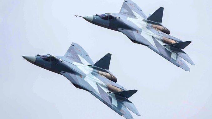 Un'intercettazione pericolosa: incontro ravvicinato tra caccia russi e americani