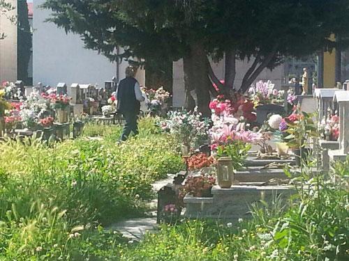 cimitero di castellammare di Stabia