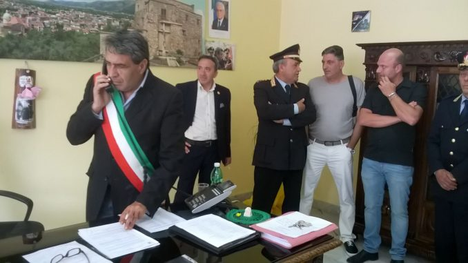 Sindaco Pasquale De Lucia