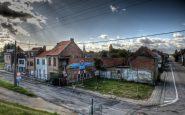 """La """"città fantasma"""" di Doel"""
