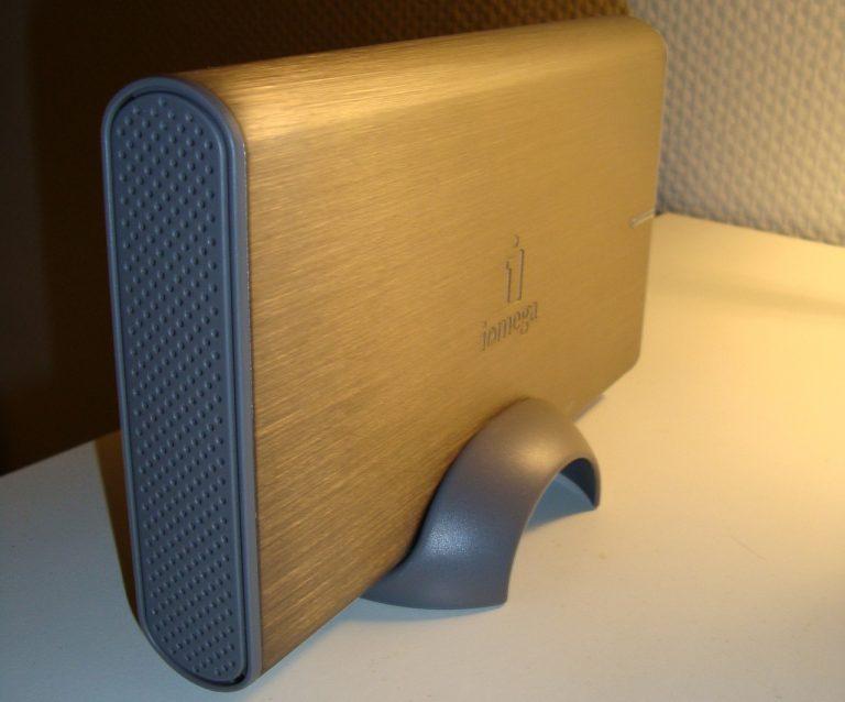 hard disk su Mac