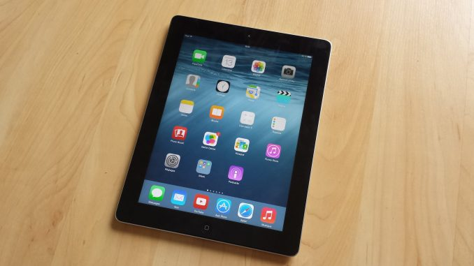 Come creare database access per ipad