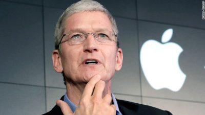 Tim Cook di Apple: realtà aumentata importante per l'uomo