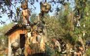Seie di bambole sull'Isola di Julian Santana Barrera