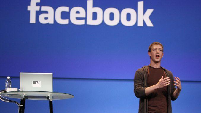 Censura: grave accusa per Mark Zuckerberg