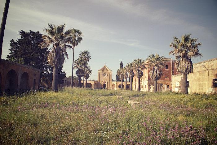 Il borgo abbandonato di Monteruga