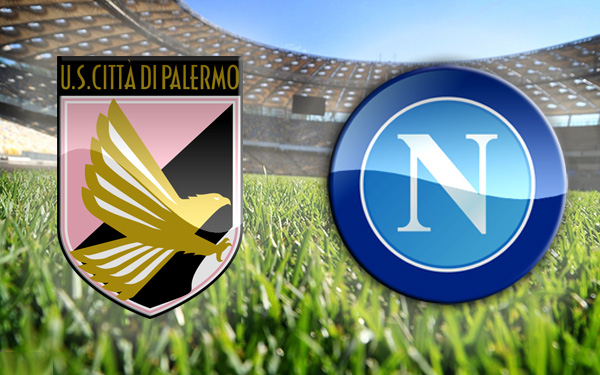 Palermo-Napoli streaming Serie A 10 settembre 2016