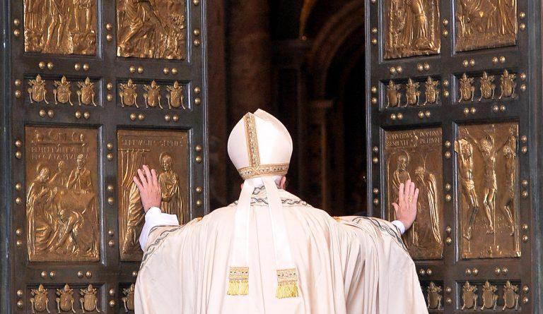 Chiusura della Porta Santa