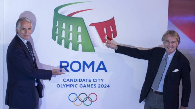 Roma 2024, la sindaca Raggi verso il