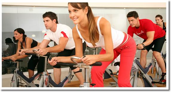 I migliori esercizi spinning per dimagrire i fianchi