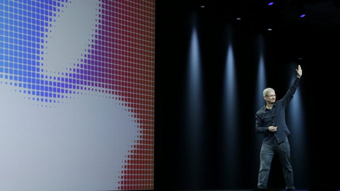 presentaziona Iphone 7