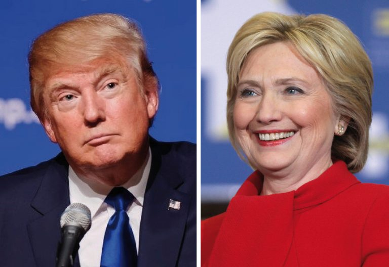 Trump e Clinton: rivalità in ambito militare e strategico