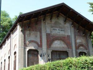 Edificio dell'acqua potabile, Milano