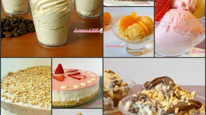 Classifica 5 ricette dolci veloci senza cottura